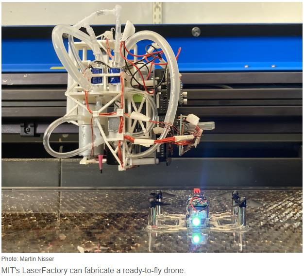 spectrum.ieee.org automaton robotics industrial-robots modified-laser-cutter-fabricates-a-ready-to-fly-drone.jpg
