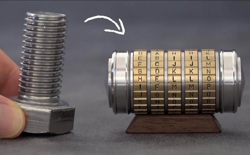 youtube.com Maker B - I Turn Stainless Steel Bolts into a Pocket Safe.jpg